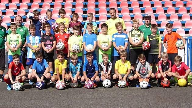 Na padesát spokojených dětí na Minikempu OFS Vsetín ve Valašském Meziříčí