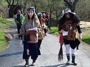 Na Pulčíně se v sobotu 29. dubna 2017 uskutečnil patnáctý ročník pálení čarodějnic.