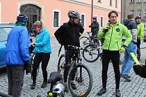 Milovníci cykloturistiky zahájili v sobotu 22. dubna 2017 ve Valašském Meziříčí cyklistickou sezonu.