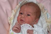 Sofie Losová, narozená 11.7.2012, 51 cm, 3250 g, Zubří