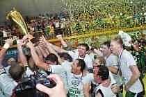 Zuberský klub i díky skvělé práci s mládeží získal tři mistrovské tituly. Naposledy takto slavili v květnu 2012.