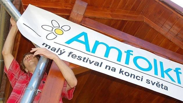 Festival Amfolkfest. Ilustrační foto.