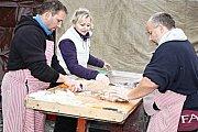 Obec Hovězí hostila v sobotu 24. listopadu 2018 tradiční Kateřinský jarmark.