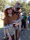 Festival Starý dobrý western v Bystřičce