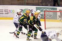 Hokejisté Vsetína si na Lapači smlsli nad Kolínem.