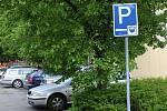 Řidiči musí za parkování opět platit. Květen 2020.
