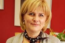 Vedoucí občanského sdružení Letokruhy Helena Petroušková.