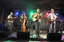 Country festival Starý Dobrý Western. Ilustrační foto