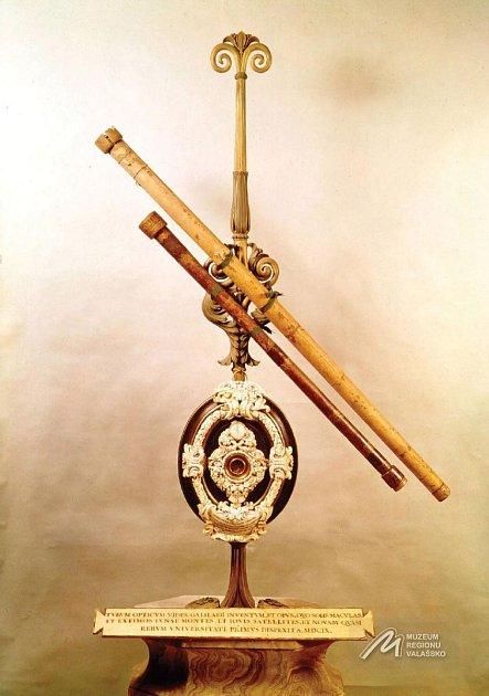 Dalekohledy Galilea Galileiho