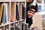 Zpět v čase - oslavy 100. výročí vsetínské knihovny