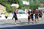 Hokejbalový turnaj Stoupa Cup. Ilustrační foto.