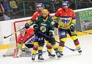 hokej VHK ROBE Vsetín -MOTOR České Budějovice