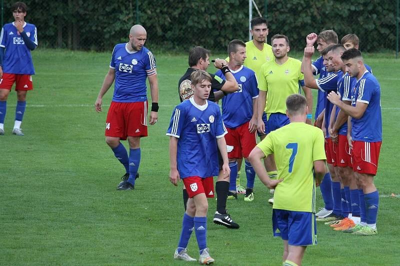 Fotbalisté Kelče o víkendovém 4. kole I. A třídy skupiny A podlehli doma rezervě Valašského Meziříčí 1.3.