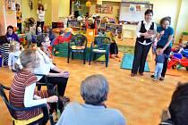 Mateřské centrum. Ilustrační foto.
