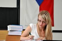 Ústní maturita na gymnáziu v Rožnově pod Radhoštěm