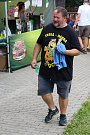 Třiadvacátý ročník Malého festivalu na konci světa s názvem Amfolkfest se uskutečnil v sobotu 28. července v osadě Pulčín. Zakladatel festivalu Petr Pajzák ze Vsetína, řečený Drobek.