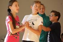 Valašský soubor písní a tanců Beskyd ze Zubří nacvičoval na soustředění v Oznici zcela nové vystoupení