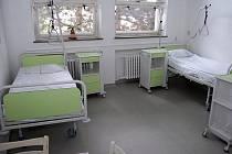 Vsetínská nemocnice - interna. Ilustrační foto.