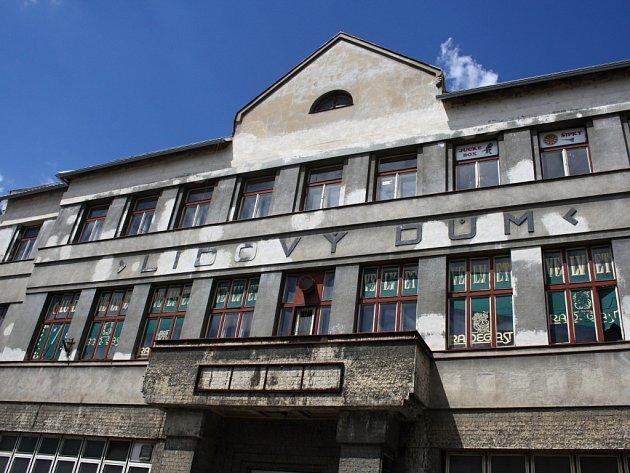 Lidový dům ve Vsetíně
