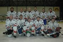 Stříbrný tým sezony 2007-2008 HC Pivrnec