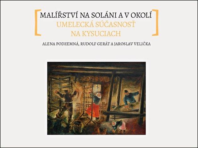 Přebal jedné z 11 publikací, kterou vydává Sdružení pro rozvoj Soláně.