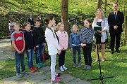 Třiasedmdesáté výročí vypálení Juříčkova mlýna si v sobotu 21. dubna 2018 připomněli v Leskovci. Kulturní vsuvku předvedli žáci leskovecké základní školy.