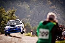 Po delší době si ve Vyškově zazávodil i šéf vsetínského JTRT týmu Jaromír Tomaštík, který jel se Subaru Impreza WRC. Ve čtvrté RZ odstoupil kvůli poruše převodovky.
