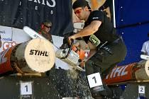 Jan Svoboda z Liptálu na Vsetínsku je šestinásobným mistrem ČR v dřevorubeckých sportech. V neděli 3. června 2012 bude soutěžit na Mistrovství ČR Stihl Timbersport, které se uskuteční v přírodním amfiteátru v jeho rodišti – Liptále.