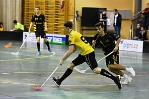 florbal 1. liga Fat Pipe Start 98 Praha-Kunratice - Rožnov pod Radhoštěm