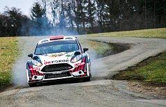 37. ročníku Valašská rally ValMez. Szeja. Ilustrační foto.