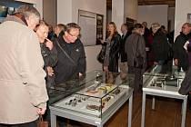 Slavnostní otevření výstavy (Ne)zapomenutá Tesla ve Valašském muzeu v přírodě v Rožnově pod Radhoštěm.