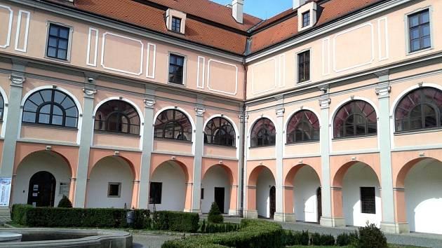 Zámek Žerotínů ve Valašském Meziříčí. Ilustrační foto.