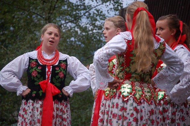 41. ročník Mezinárodního folklórního festivalu Liptálské slavnosti