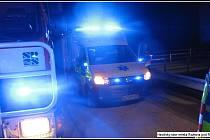 Snaha ujet před policejní hlídkou skončila v neděli 11. března 2018 v Zubří na Rožnovsku čelní srážkou. Tři lidé se zranili.