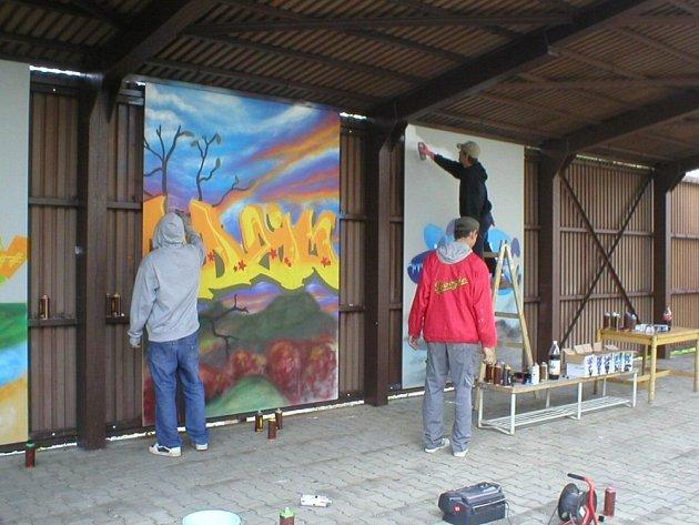 Legální grafiti