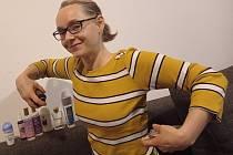 Pro lepší pocit lze použít kvalitní deodorant