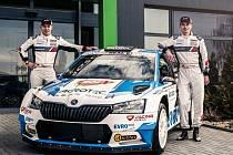 Sedminásobný český rallyový šampion Jan Kopecký vyrazí v nové sezoně se spolujezdcem Janem Hlouškem ve voze Škoda Fabia Rally2 evo v barvách soukromé stáje Agrotec Škoda Rally Team.