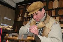 Dřevěné městečko rožnovského skanzenu nabídlo velikonoční program už od soboty 22. března.