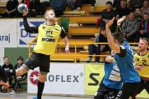 Robe Zubří vs. Handball Brno