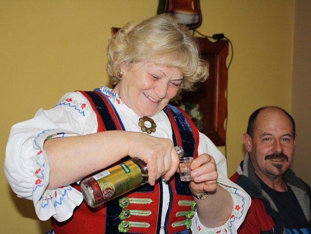 Ve Střelné se konal jubilejní ročník koštu slivovice.
