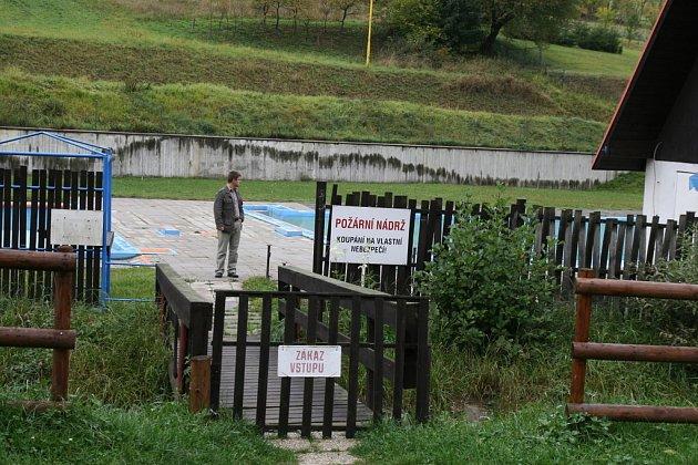 Koupaliště ve Zděchově se dočká zásadní rekonstrukce. Obce získala šestnáct a půl milionovou dotaci z EU