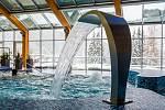 Bazény ve wellness hotelu Horal.