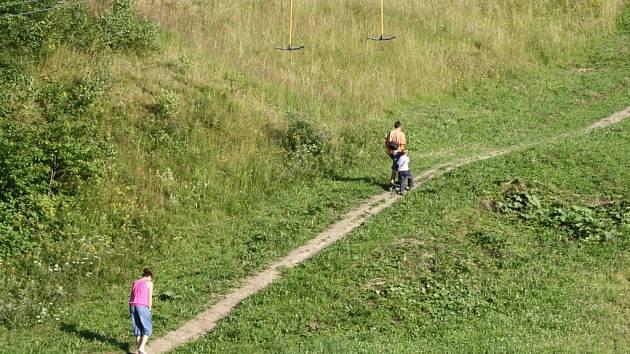Letní karlovská padesátka. Ilustrační foto.