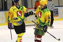 Pohár bobra – tým HC Velké Karlovice.