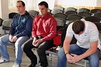Čtyři bývalí řidiči vsetínské firmy M&V stanuli ve středu 4. dubna 2012 před trestním senátem Okresního soudu ve Vsetíně.