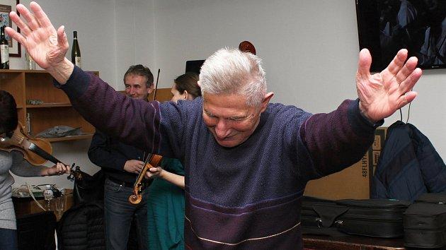 Miroslav Ekart oslavil 90 let