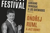 Vsetínský jazzový festival 2019 - plakát