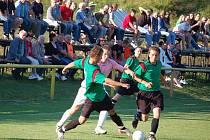 Do sedmého kola Tip ligy byl zařazen i zápas 1. A třídy Viče Zubří (světlejší dresy). Zápas skončil výhrou domácích 3:1.