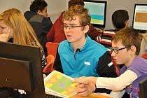 Desátý ročník soutěže Počítač je můj kamarád, pořádaný školou pro sluchově postižené ve Valašském Meziříčí