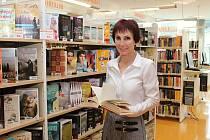 Helena Gajdušková byla ředitelkou vsetínské knihovny přes 20 let. 31. března 2019 odešla do penze.